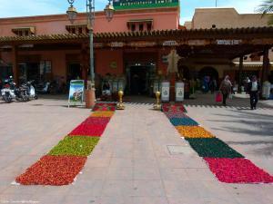 Marrakech - médina (1)