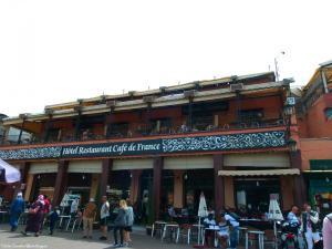 Marrakech - médina (2)
