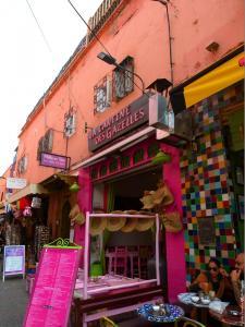 Marrakech - médina (3)